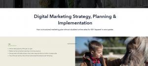 LimeLight Marketing - KEY Apparel case studies example